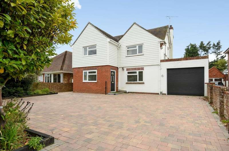 3 Bedrooms Detached House for sale in Gossamer Lane, Aldwick, Bognor Regis, PO21