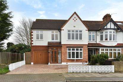 6 Bedrooms End Of Terrace House for sale in Westbury Road, Beckenham