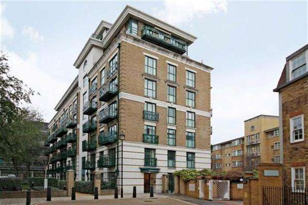 2 Bedrooms Apartment Flat for rent in Ormond House, Arneway Street, London