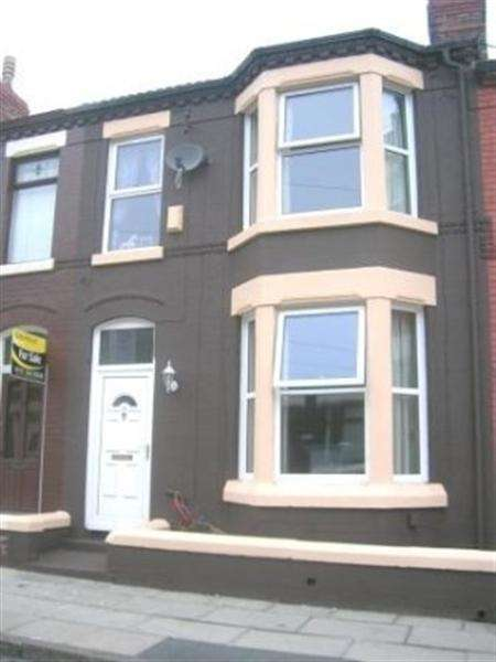 3 Bedrooms Terraced House for sale in Clapham Road, Anfield