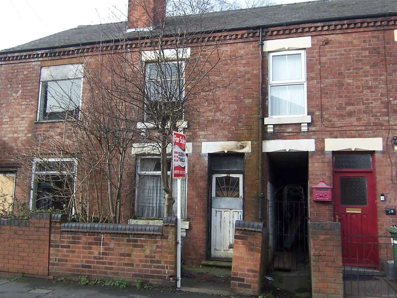 3 Bedrooms Terraced House for sale in Ray Street,, Heanor