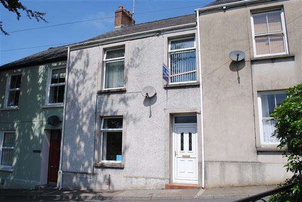 3 Bedrooms Terraced House for sale in 2 Lewis Terrace