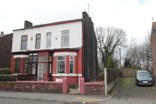 3 Bedrooms Semi Detached House for sale in Barton Lane, Eccles