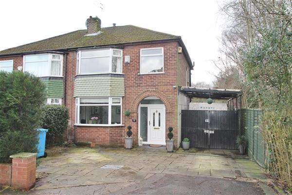 3 Bedrooms Semi Detached House for sale in Parrfield Road