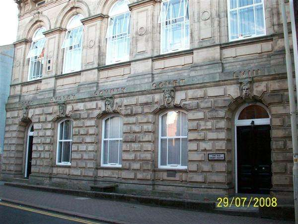 1 Bedroom Apartment Flat for sale in The Old Court House, Priory Street, Dudley