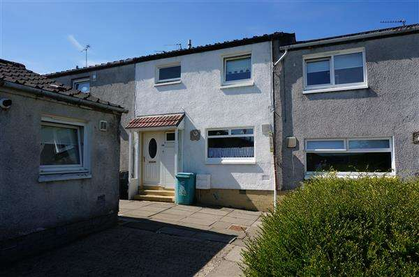 4 Bedrooms Terraced House for sale in Birch Road, Cumbernauld