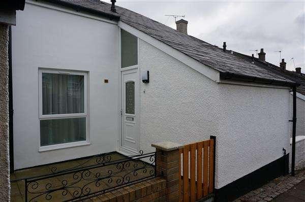 3 Bedrooms Terraced House for sale in Darroch Way, Cumbernauld