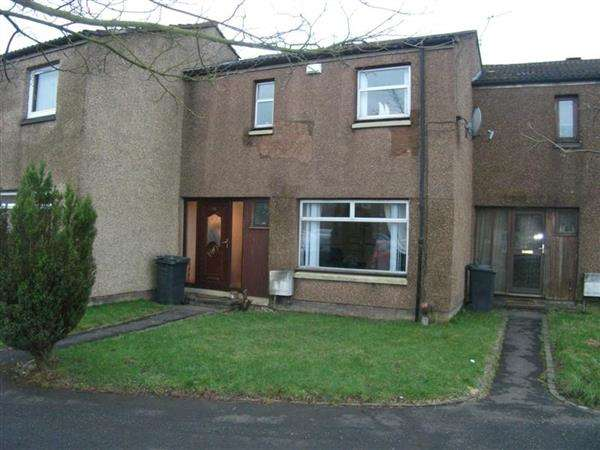 3 Bedrooms Terraced House for sale in Lilac Hill, Cumbernauld