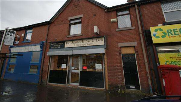 2 Bedrooms Commercial Property for sale in Milnrow Road, Rochdale