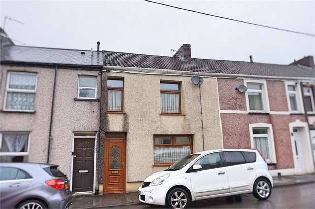 3 Bedrooms Terraced House for sale in Company Street, Resolven, Neath, West Glamorgan