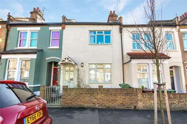 3 Bedrooms Terraced House for sale in Corbett Road, Walthamstow, London