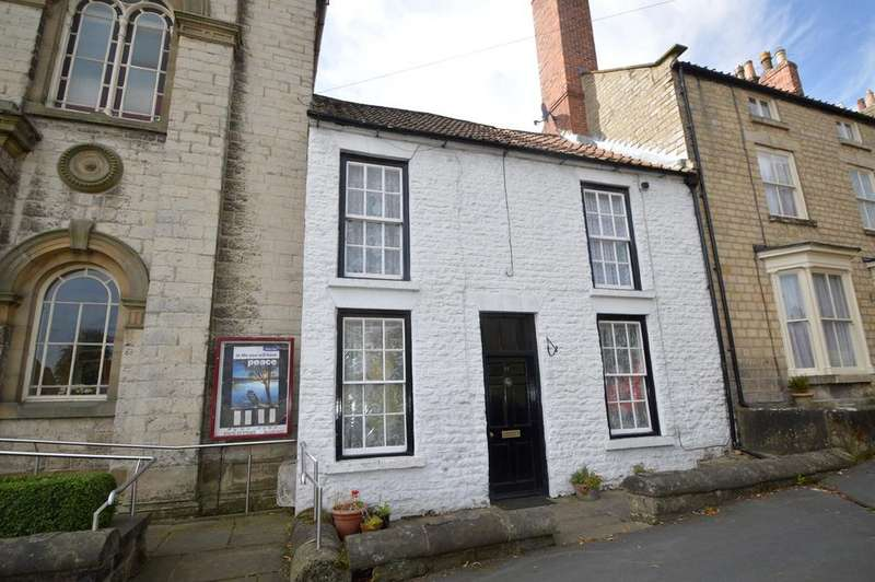 2 Bedrooms Terraced House for sale in Potter Hill, Pickering yo18