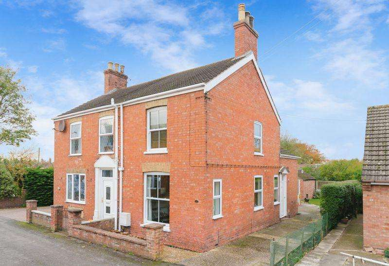 2 Bedrooms Semi Detached House for sale in Croft Street, Horncastle