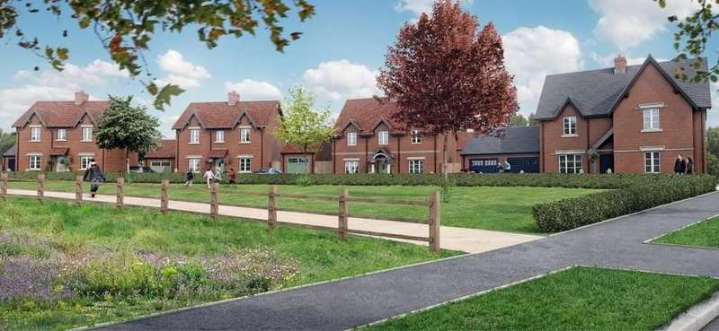 5 Bedrooms Detached House for sale in Woodcroft, Measham Road, Moira