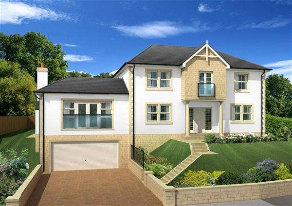 5 Bedrooms Property for sale in Monskwood, Gattonside, Melrose