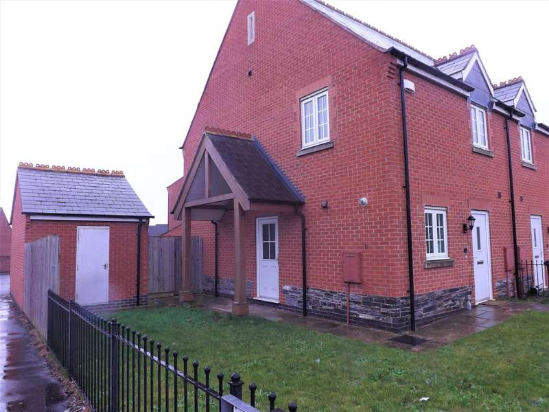 3 Bedrooms Semi Detached House for rent in Little Pastures Road, Leicester