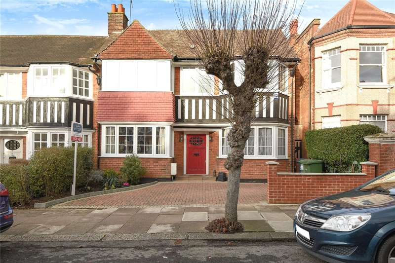 4 Bedrooms End Of Terrace House for sale in Butler Avenue, Harrow, Middlesex, HA1