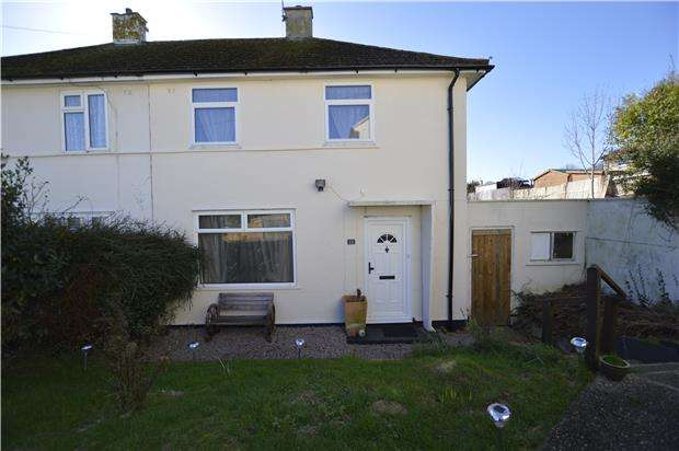 2 Bedrooms Semi Detached House for sale in Burden Place, ST LEONARDS-ON-SEA, East Sussex, TN38 9EQ