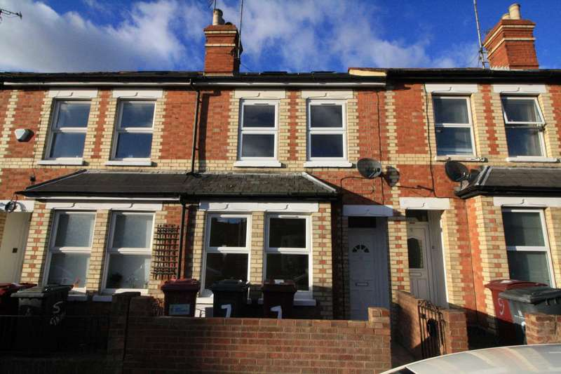 4 Bedrooms Terraced House for rent in Grange Avenue, Earley