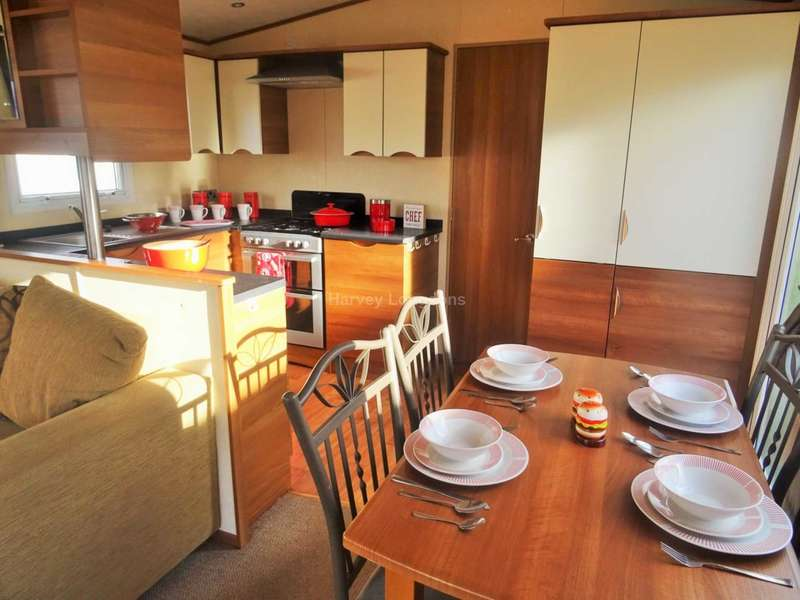 3 Bedrooms Caravan Mobile Home for sale in Porthcawl, Bridgend
