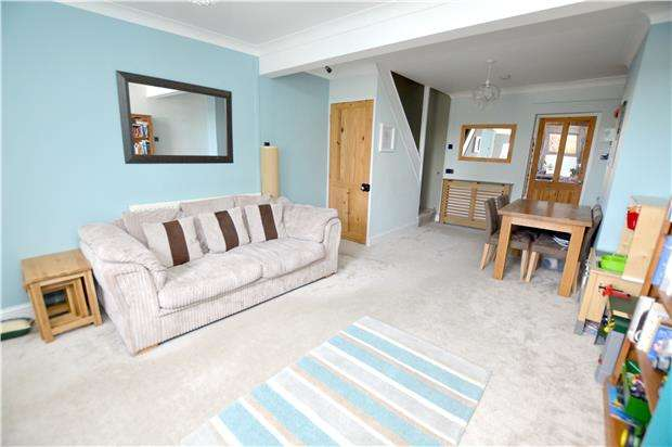 2 Bedrooms Terraced House for sale in Church Street, Kings Stanley, Gloucestershire, GL10 3HU