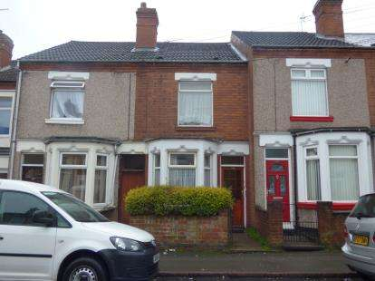3 Bedrooms Terraced House for sale in Station Street East, Coventry, West Midlands