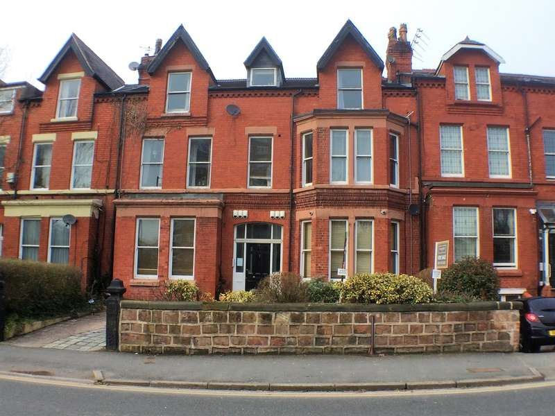 2 Bedrooms Flat for sale in Ullet Road, Sefton Park, Liverpool L17