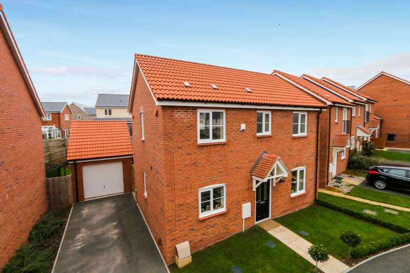 3 Bedrooms Detached House for sale in South Hayes Meadow, Cranbrook