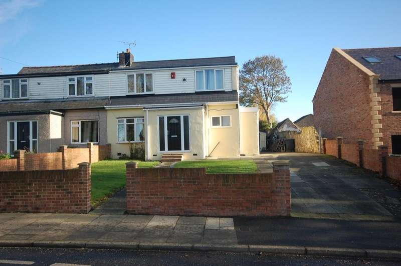 2 Bedrooms Semi Detached House for sale in The Grove, Coxhoe