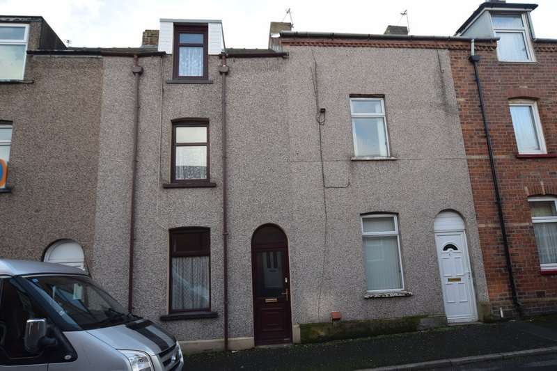 3 Bedrooms Terraced House for sale in Howe Street, Barrow-in-Furness, Cumbria, LA14 5TL