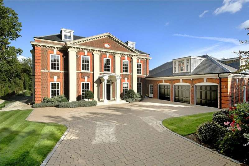 6 Bedrooms Detached House for sale in Stokesheath Road, Oxshott, Leatherhead, Surrey, KT22