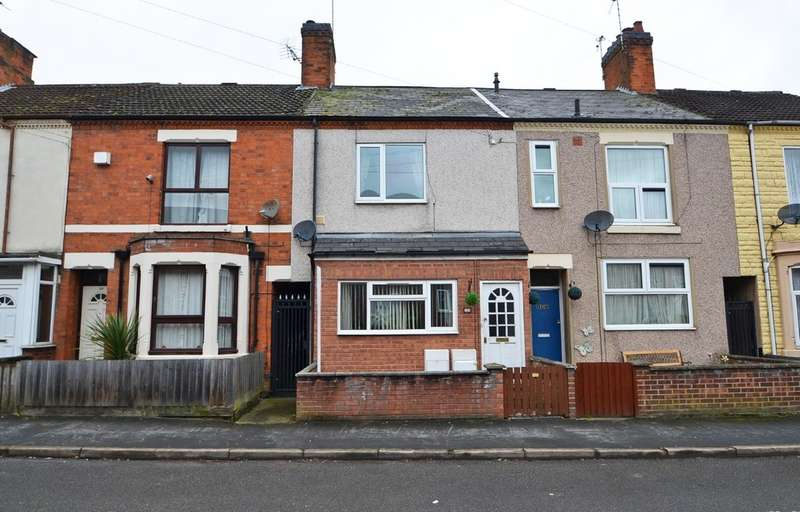 1 Bedroom Ground Flat for sale in Oxford Street, Rugby