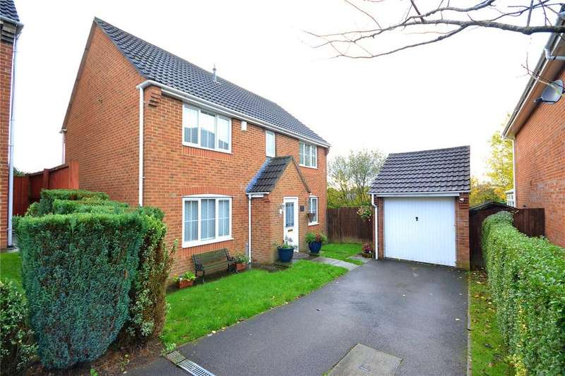 4 Bedrooms Detached House for sale in Clos Nanteos, Pontprennau, Cardiff, CF23
