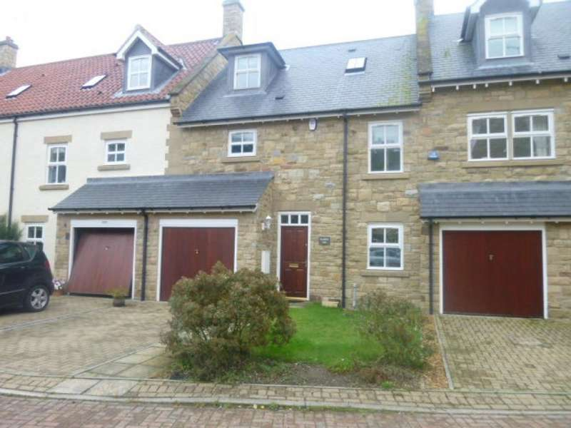 3 Bedrooms Town House for rent in Greens Park, Warkworth, Northumberland, NE65