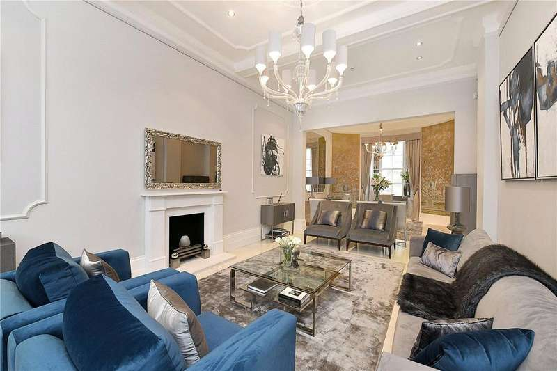 3 Bedrooms Flat for rent in Gloucester Square, London