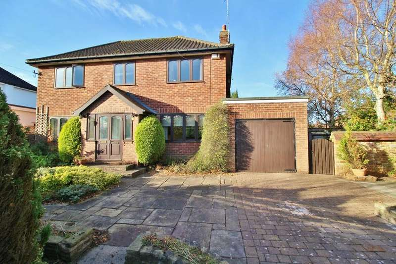 3 Bedrooms Detached House for sale in Harrogate, North Yorkshire