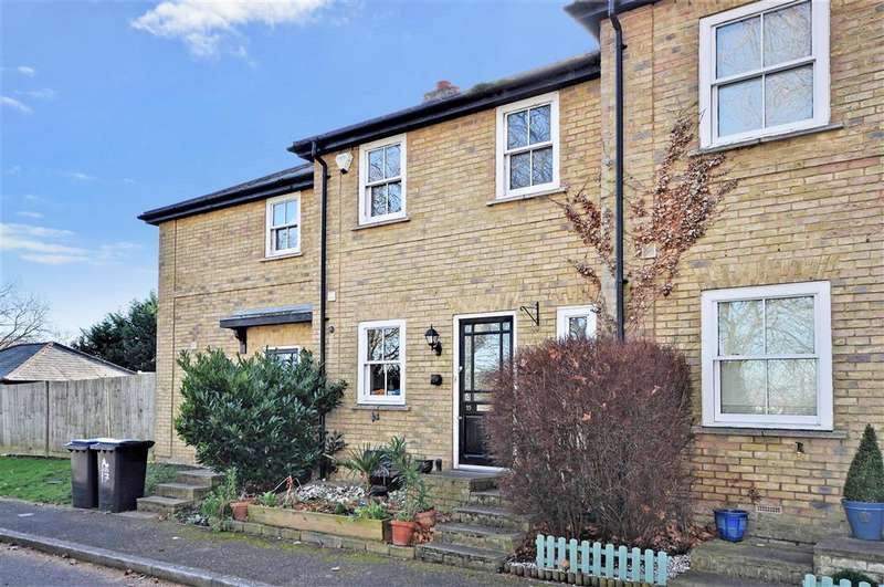 2 Bedrooms Terraced House for sale in Falcon Close, , Herne Common, Herne Bay, Kent