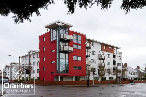 2 Bedrooms Apartment Flat for sale in The Monico, Pantbach Road, Cardiff, CF14