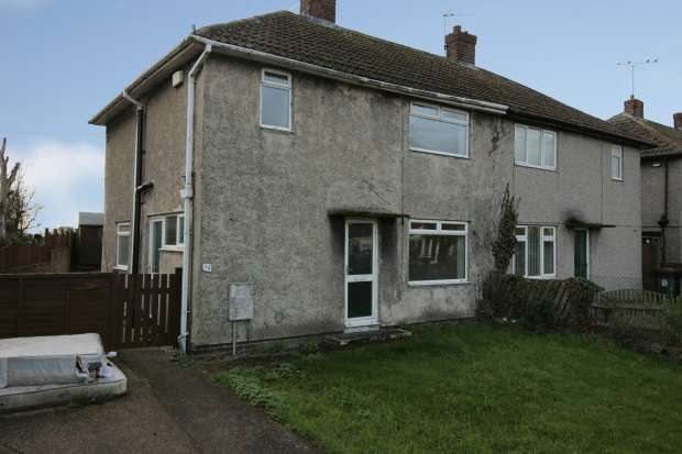 3 Bedrooms Semi Detached House for sale in Ivanhoe Road, Rotherham, South Yorkshire, S66 9QB