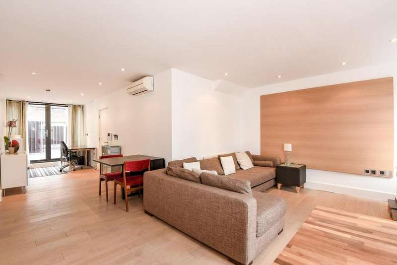 1 Bedroom Flat for sale in Hatton Place, Clerkenwell