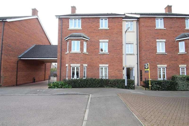 2 Bedrooms Flat for sale in Pump Place, Old Stratford, Milton Keynes