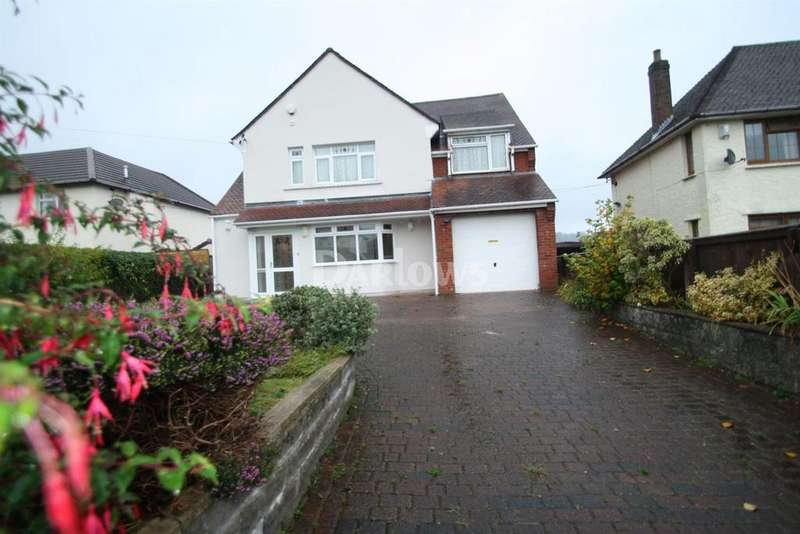 5 Bedrooms Detached House for sale in Pentyla, Pennar Lane, Newport