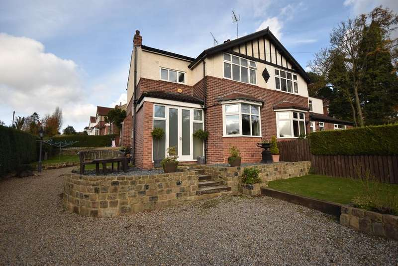 3 Bedrooms Semi Detached House for sale in Mill Lane, Bardsey