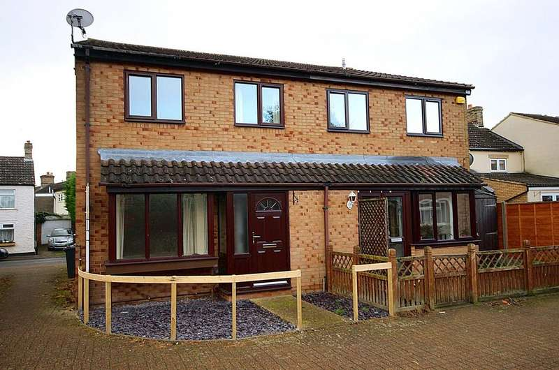 2 Bedrooms Cluster House for sale in Station Road, Arlesey, SG15