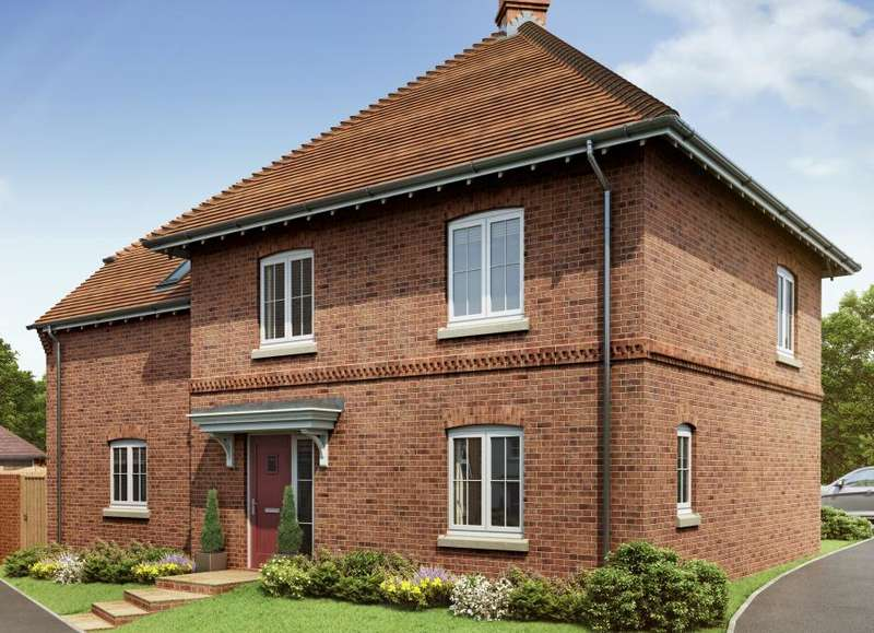4 Bedrooms Detached House for sale in WINTERBORNE KINGSTON