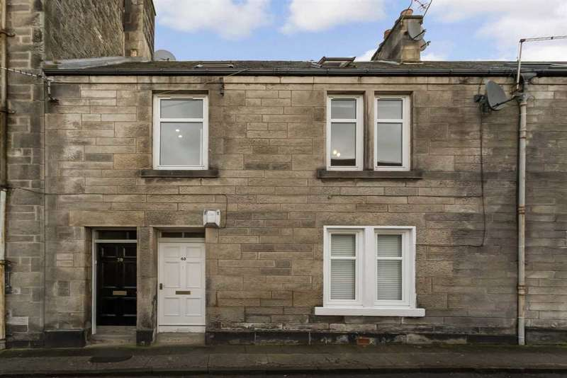 3 Bedrooms Maisonette Flat for sale in Rolland Street, Dunfermline