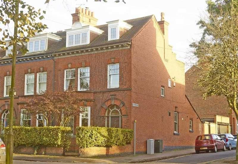 6 Bedrooms Unique Property for sale in Victoria Park Rd, Clarendon Park, Leicester