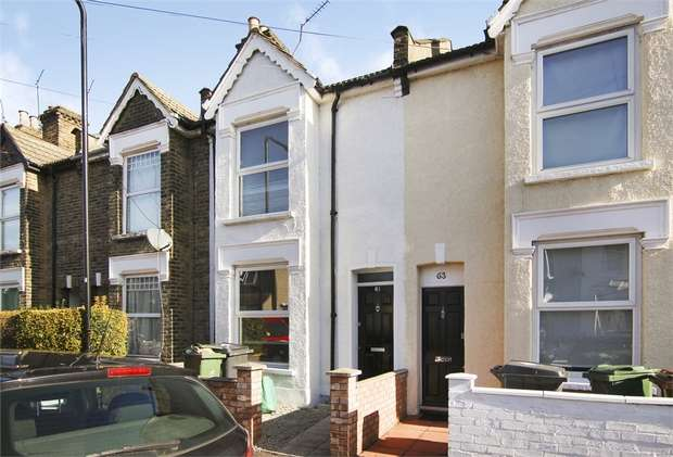 2 Bedrooms Terraced House for sale in Ritchings Avenue, Walthamstow, London