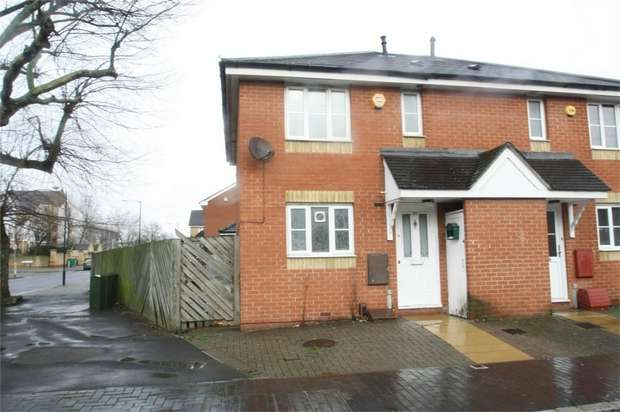 3 Bedrooms Semi Detached House for sale in Winsor Terrace, Beckton, London