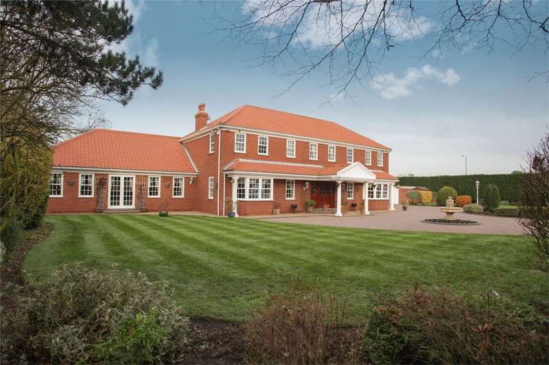 4 Bedrooms Detached House for sale in Neat Marsh Road, Preston, East Riding of Yorkshire
